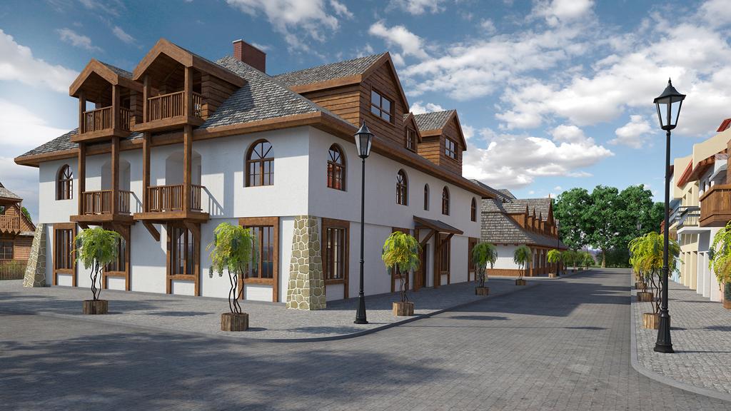 wizualizacje-dom-kupca-miasteczko na szlaku kultur-1024